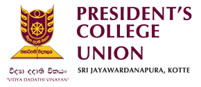 THE PRESIDENT'S COLLEGE UNION - PCU
